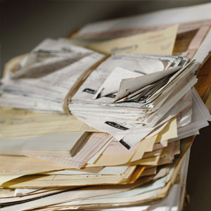 Route Paper Shreddng Services - Piles of confidential paperwork? Call Beaver Shredding