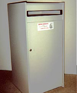 Lockable Security Cabinets